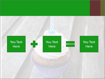 Tasty birthday PowerPoint Template - Slide 95