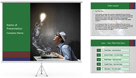 0000087627 PowerPoint Template