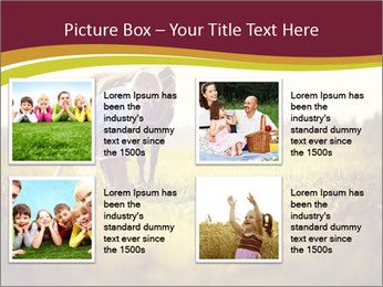 A cute girl in jockey boots PowerPoint Template - Slide 14