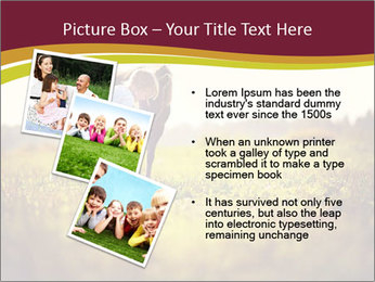 A cute girl in jockey boots PowerPoint Template - Slide 17
