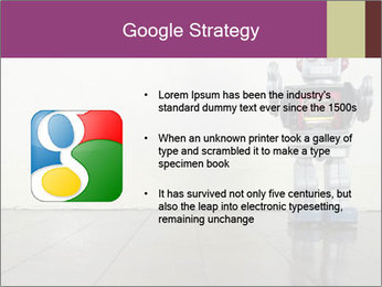 Retro robot PowerPoint Templates - Slide 10