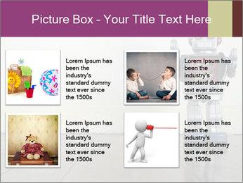 Retro robot PowerPoint Templates - Slide 14