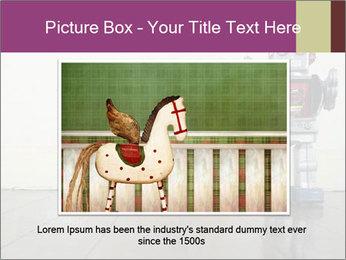 Retro robot PowerPoint Templates - Slide 16
