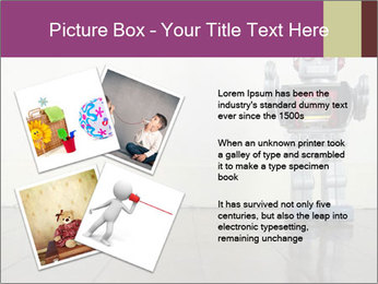 Retro robot PowerPoint Templates - Slide 23