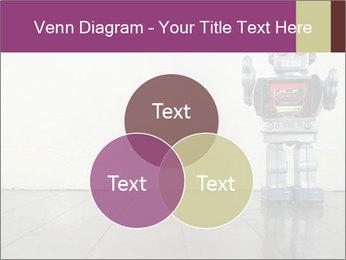 Retro robot PowerPoint Templates - Slide 33