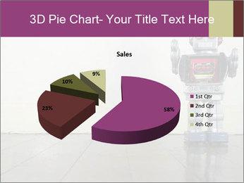 Retro robot PowerPoint Templates - Slide 35