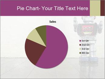 Retro robot PowerPoint Templates - Slide 36
