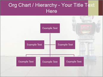 Retro robot PowerPoint Templates - Slide 66