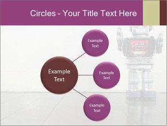 Retro robot PowerPoint Templates - Slide 79