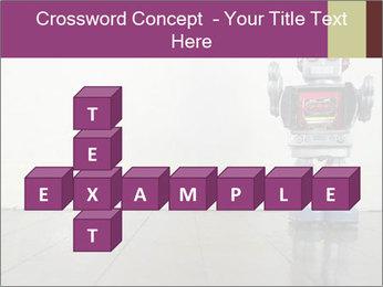 Retro robot PowerPoint Templates - Slide 82