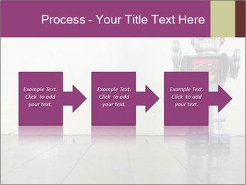 Retro robot PowerPoint Templates - Slide 88
