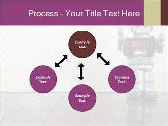 Retro robot PowerPoint Templates - Slide 91