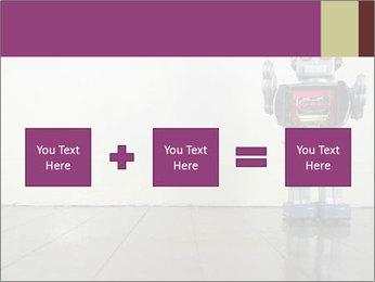 Retro robot PowerPoint Templates - Slide 95