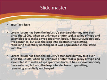 Ski lift chairs PowerPoint Templates - Slide 2