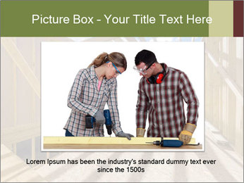 New construction PowerPoint Template - Slide 16