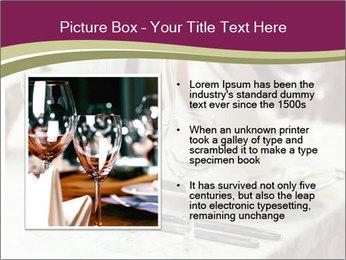Restaurant serving PowerPoint Template - Slide 13