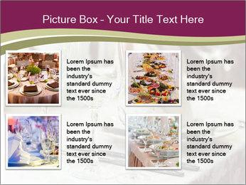 Restaurant serving PowerPoint Template - Slide 14