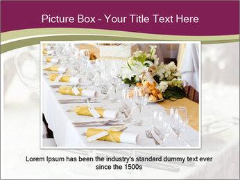 Restaurant serving PowerPoint Template - Slide 16