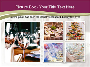 Restaurant serving PowerPoint Template - Slide 19