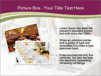 Restaurant serving PowerPoint Template - Slide 20