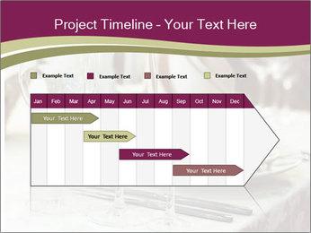 Restaurant serving PowerPoint Template - Slide 25