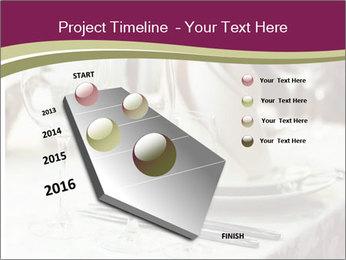 Restaurant serving PowerPoint Template - Slide 26