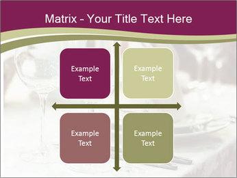 Restaurant serving PowerPoint Template - Slide 37