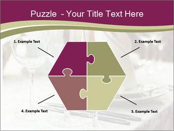 Restaurant serving PowerPoint Template - Slide 40