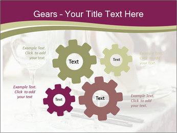 Restaurant serving PowerPoint Template - Slide 47