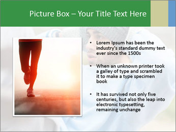 The guy shakes Press PowerPoint Template - Slide 13