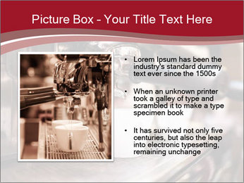 Espresso machine PowerPoint Templates - Slide 13