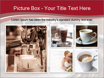 Espresso machine PowerPoint Templates - Slide 19