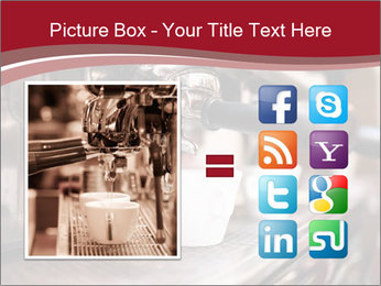 Espresso machine PowerPoint Templates - Slide 21