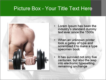 Strong young guy PowerPoint Template - Slide 13