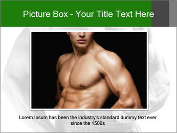 Strong young guy PowerPoint Template - Slide 15
