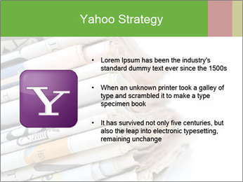 Newspapers PowerPoint Template - Slide 11
