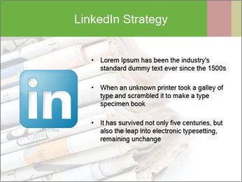Newspapers PowerPoint Templates - Slide 12