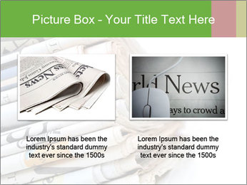Newspapers PowerPoint Template - Slide 18