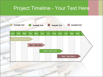 Newspapers PowerPoint Templates - Slide 25