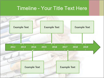 Newspapers PowerPoint Template - Slide 28