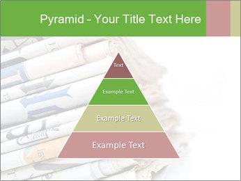 Newspapers PowerPoint Template - Slide 30