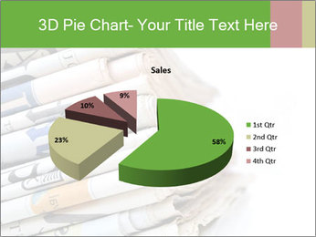 Newspapers PowerPoint Template - Slide 35