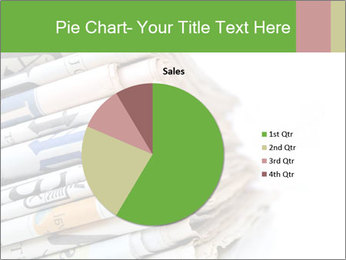Newspapers PowerPoint Templates - Slide 36