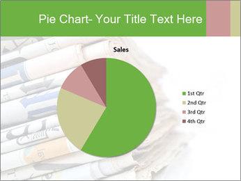 Newspapers PowerPoint Template - Slide 36