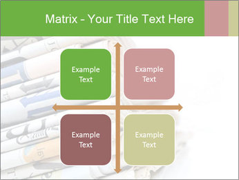 Newspapers PowerPoint Templates - Slide 37