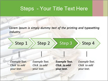 Newspapers PowerPoint Template - Slide 4