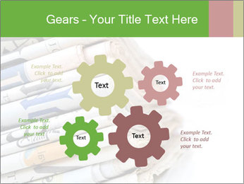 Newspapers PowerPoint Templates - Slide 47