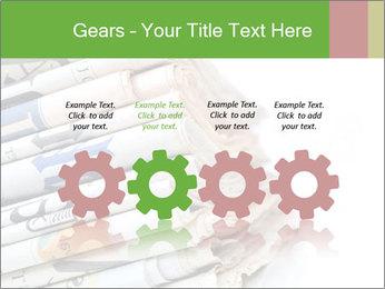 Newspapers PowerPoint Template - Slide 48