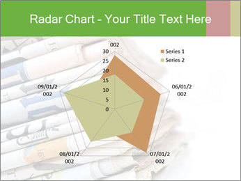 Newspapers PowerPoint Templates - Slide 51