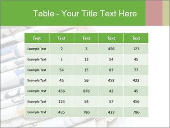 Newspapers PowerPoint Template - Slide 55